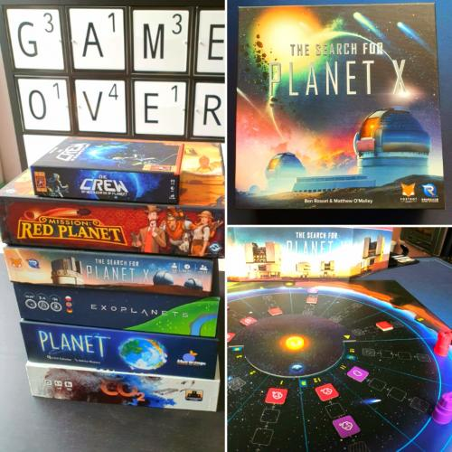 Space Board Games