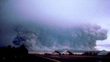 Pinatubo eruption of June 15